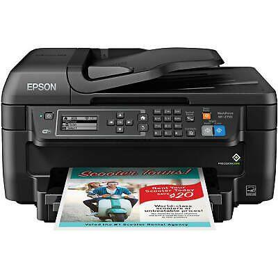 Ebay Link Ad Epson Printer Machine Fax Scanner Copier All In One