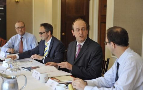 Insurance Insider Roundtable New York On The 11th May New York