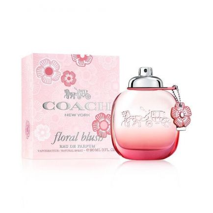 Coach Floral Blush 3oz By Coach For Women S Giftexpress Com In 2020 Women Perfume Perfume Coach Floral