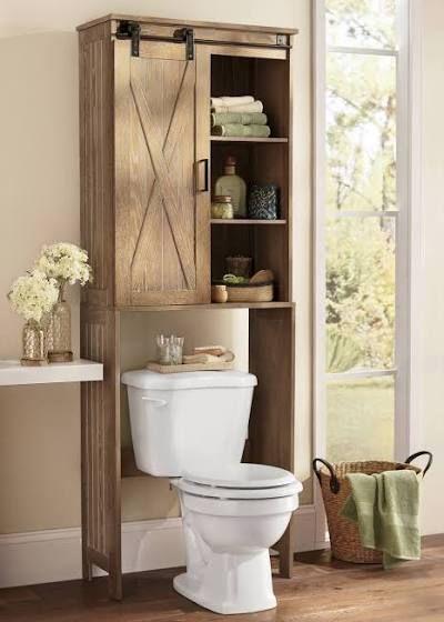 Over Toilet Ladder Shelf Behind Toilet Storage Bathroom Storage Solutions Diy Bathroom Storage