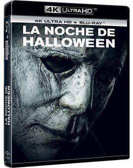 La Noche De Halloween En Uhd 4k Halloween Dvd Jamie Lee Curtis Blu Ray