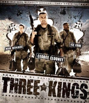 Three Kings Poster Three Kings George Clooney Films Kings Movie