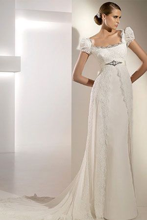 gorgeous and totally modest!