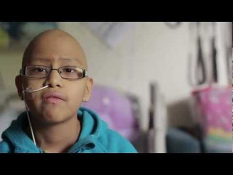 WATCH: Cancer Patient Makes AMAZING Video To Lift Spirits At Children's Hospital