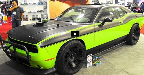 Dodge Challenger Off Road Fast Furious 7 With Images Dodge