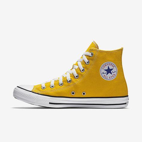 1b1dd6583ff6 ... womens COLOR       Lemon (Yellow)   Green  Burgundy CONVERSE CHUCK  TAYLOR ALL STAR HIGH TOP Unisex Shoe