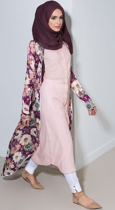 Floral Cover Up. Light and Casual. Ojuju77