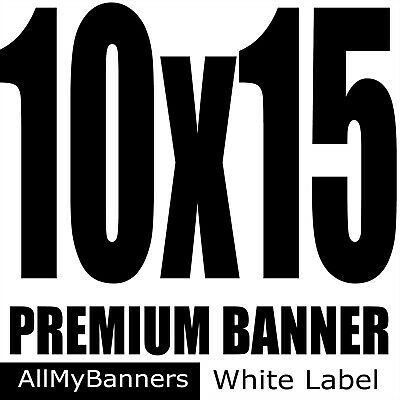 Ebay Sponsored 10 X 15 Custom Banner In 2020 Custom Banners Banner Custom Vinyl Banners