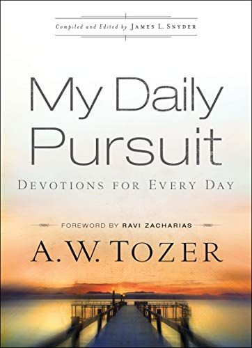 Download Pdf My Daily Pursuit Devotions For Every Day Free Epub Mobi Ebooks Christian Books Devotions Daily Devotional