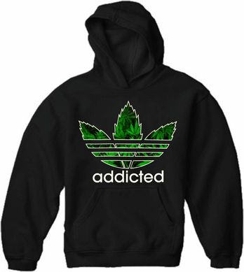 weed pullover adidas