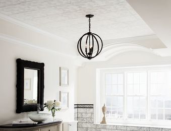 Pinehurst 12 X 12 Ceiling Design Decorative Ceiling Lights Sloped Ceiling Bathroom