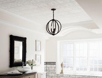 Pinehurst 12 X 12 Ceiling Design Decorative Ceiling Lights Sloped Ceiling Bathroom