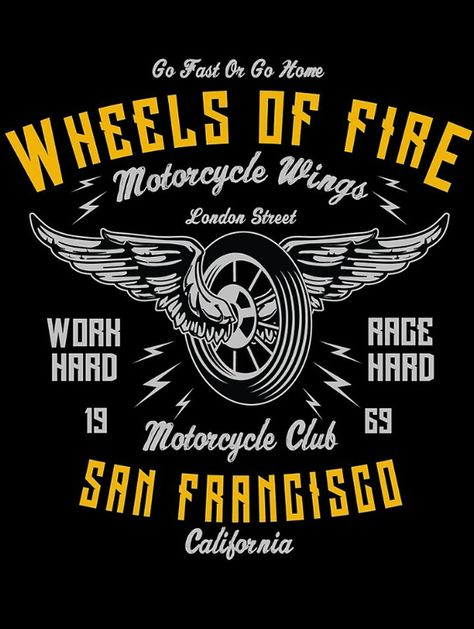 """Part of """"Motorcycle"""" collection, available on 60+ products"""