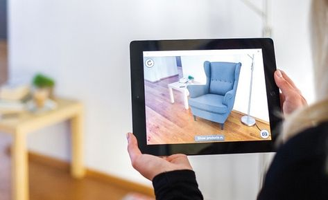 Augmented Reality and its plausibility as a Marketing Tool https://cstu.io/4f2a81 #Internet thing #blockchain technology