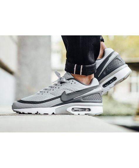 nike air max classic bw ultra grey
