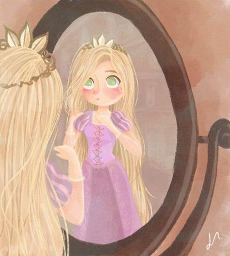 princess, rapunzel, and tangled image <3