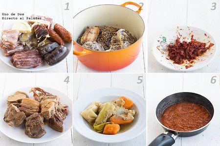Cómo Hacer Lentejas Caseras Con Sacramentos Receta De Cuchara Tradicional Receta Recetas De Cocina Fáciles Lentejas Receta Recetas Con Legumbres
