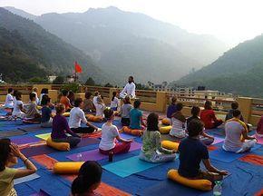26+ Yoga at the ashram schedule ideas in 2021