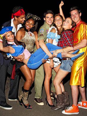 Lori Cortner (loricortner) on Pinterest - halloween party ideas for teenagers
