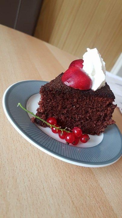 Turkischer Schokoladenkuchen Von Iphigenie4 Chefkoch Schokoladenkuchen Schokoladen Kuchen Kuchen