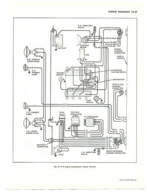 Alternator Wiring Diagram For 1980 Chevy Luv | Wire