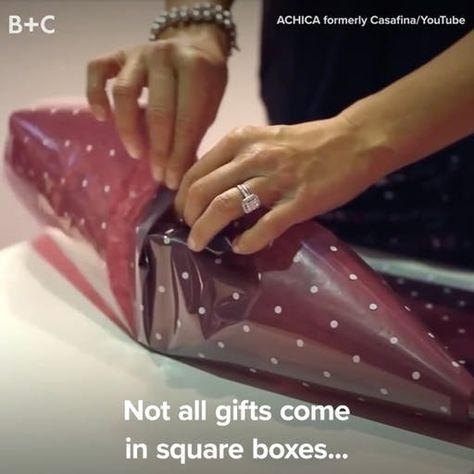 Perfectly Wrapped Gifts Are the Best Thing You'll See All Day | Brit + Co