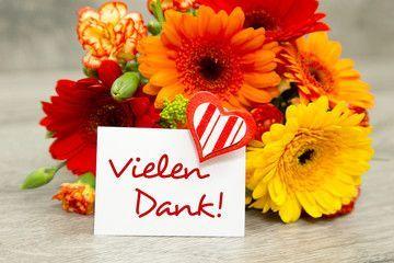 Pin Von Janna Christie Auf Thank You Danke Spruch Danke