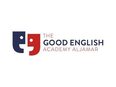 good english academy logo option academy english option