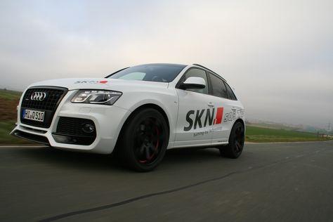 Skn Audi Q5 3 0tdi Quattro On Corniche Challenge Black Audi Q 5 Und Audi