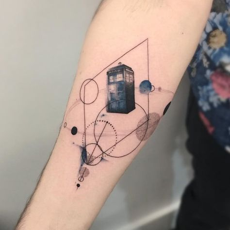 Trudy NYC > Doctor WhoYou can find Doctor who tattoos and more on our website.Trudy NYC > Doctor Who Body Art Tattoos, Small Tattoos, Sleeve Tattoos, Cool Tattoos, New Tattoos, Tattoo Ink, Flame Tattoos, Tatoos, Tardis Tattoo