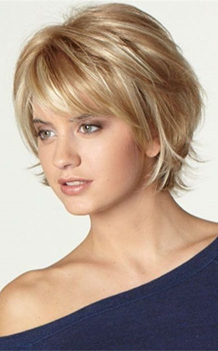 Https Hairstraightenerbrands Com Wp Content Uploads 2020 02 10 Cute Easy Short Layere In 2020 Cute Hairstyles For Short Hair Short Hair Styles Haircut For Thick Hair