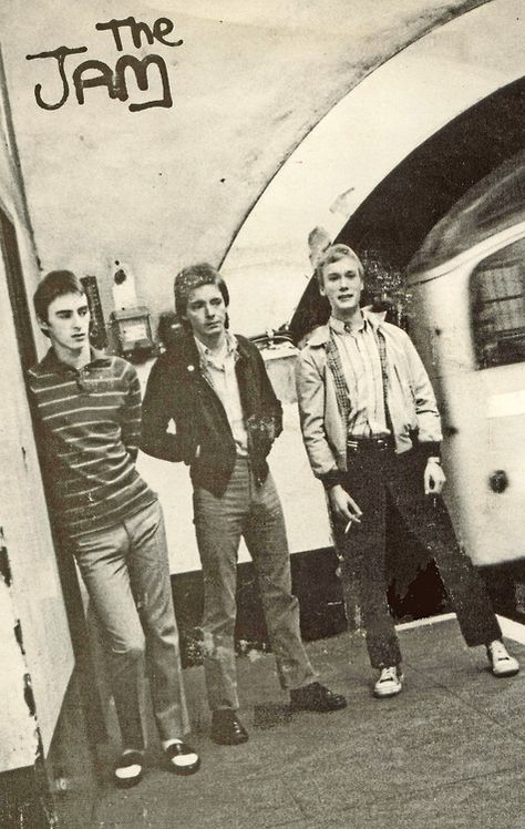 The Jam. Cover of Down in the tube station at midnight. In my opinion THE greatest song ever written!