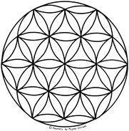 Pin Di Colored Eyes Su Tatuaggi Nel 2020 Tatuaggio Mandala Pagine Da Colorare Mandala Mandala A Forma Di Fiore