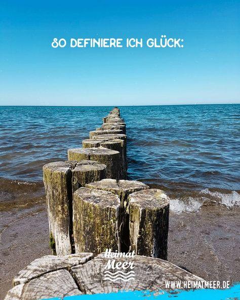 Meer = Glück? Wir finden ja! Mee (h) r Glück in Form von Deko & Klamotte aus dem ...