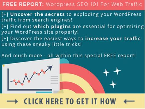 [Free PDF] WordPress SEO for Web Traffic