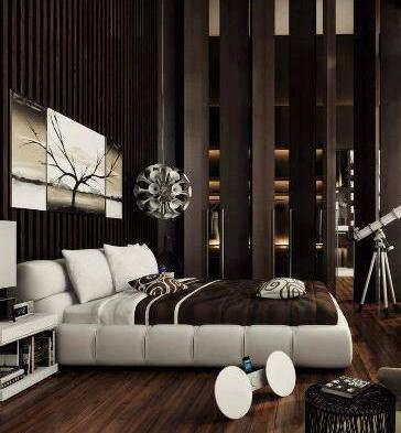 22 great bedroom decor ideas for men design bedroom modern interiors and bedrooms - Luxury Modern Bedrooms