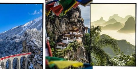18 Best Holiday Destinations For 2019