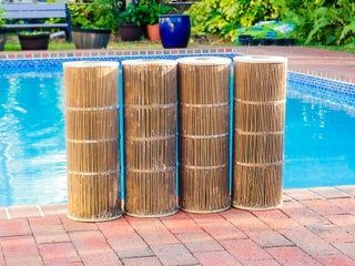 How To Clean A Pool Cartridge Filter System In 2020 Pool Cleaning Tips Cleaning Pool Filters Pool Cleaning