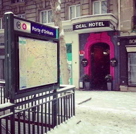 Ideal Hotel design, Paris - Compare Deals | Beautiful hotels ...