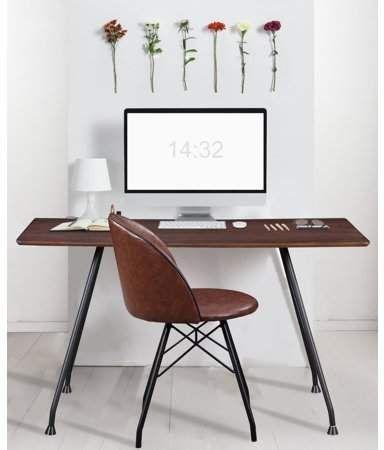 Tov Furniture Branson Swivel Chair Scandinavian Interior Design Scandinavian Interior Modern Desk Chair Desk And Chair Set Home Decor