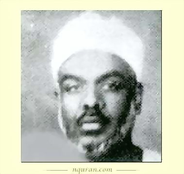 الشيخ سعيد محمد نور سوداني