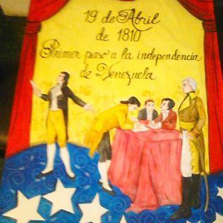 19 De Abril De 1810 Primer Paso Independentista De Venezuela