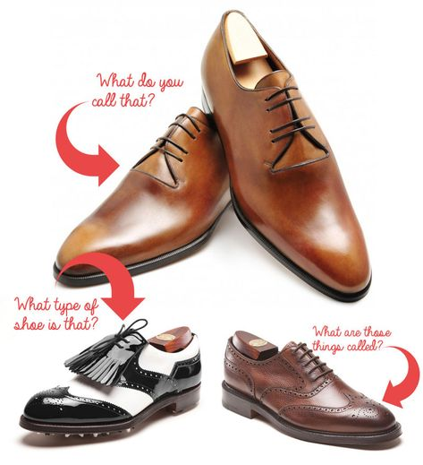 What Type Of Shoe Is That Soletopia Guide Shoe Terminology Oxford