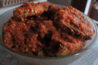 Cob Recipe Seasoning Balado Makanan Resep Makanan