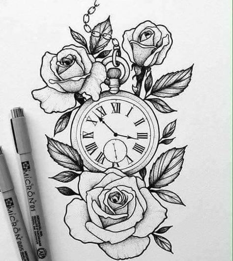 Pocket watch design for a client by @kenny7tattoo / www.imgrum.org/... - #client #Design #kenny7tattoo #Pocket #Watch #wwwimgrumorg