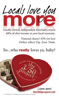 Love Your Local, We Love You Back! #edwardsville #glencarbon #shoplocal #indiebookstore