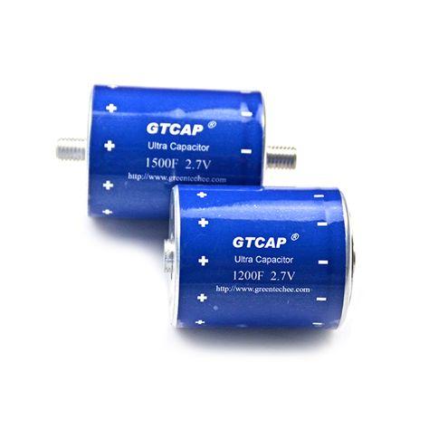 Gtcap Super Capacitor 1200f 2 7v Supplier In China Capacitor Super Factory