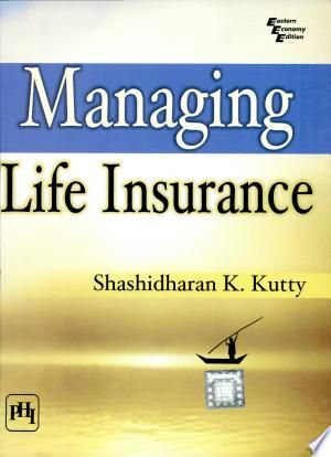 Managing Life Insurance Pdf Download In 2020 Economics Books