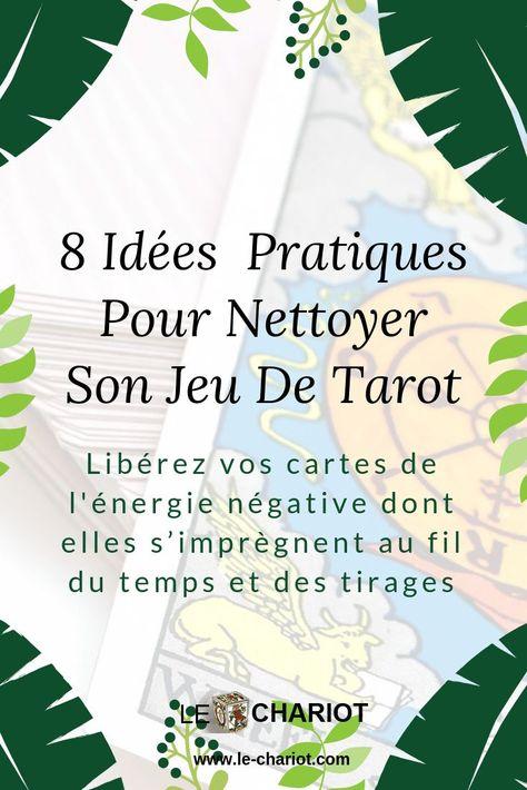 8 idées pour nettoyer son jeu de Tarot - Le Tarot de Marseille art divinatoire, voyance, tarot de marseille, oracle, carte et oracle, tarologue, cartomancie, tarot divinatoire, reiki, ésotérisme