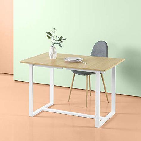 Zinus Alto Rectangular Dining Office Desk Computer Table Quick
